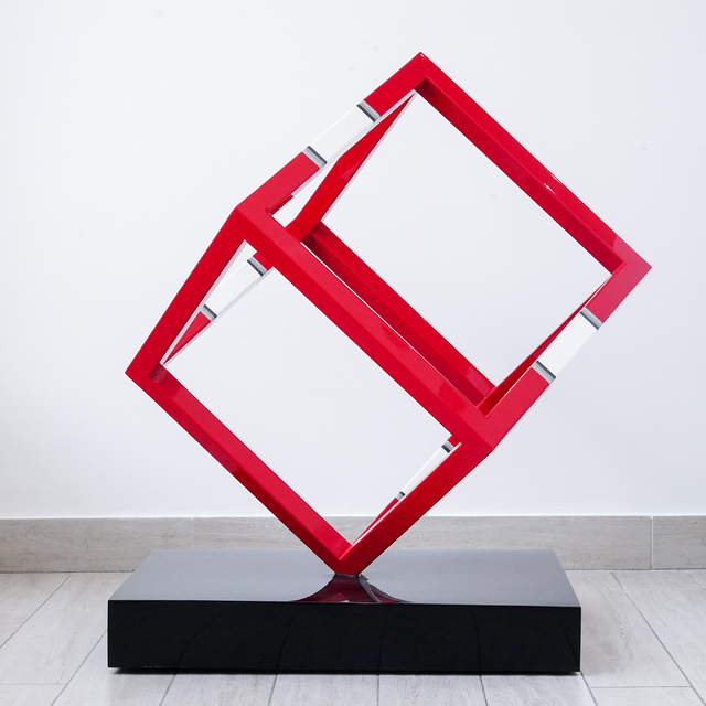 , 'Cubo Aéreo,' 2015, Marion Gallery