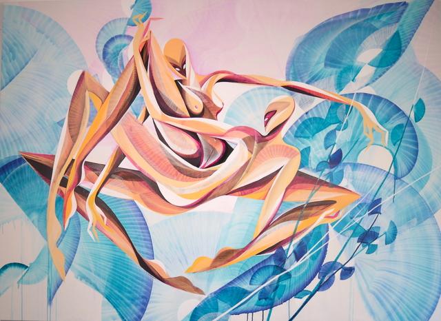 , 'In Exult,' 2018, Urban Spree Galerie