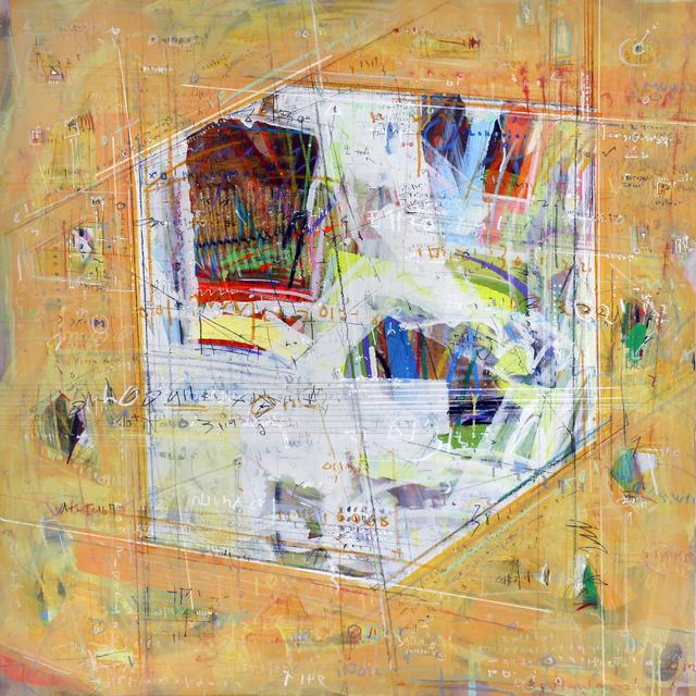 , 'Unreadables 13,' 2019, ART MORA