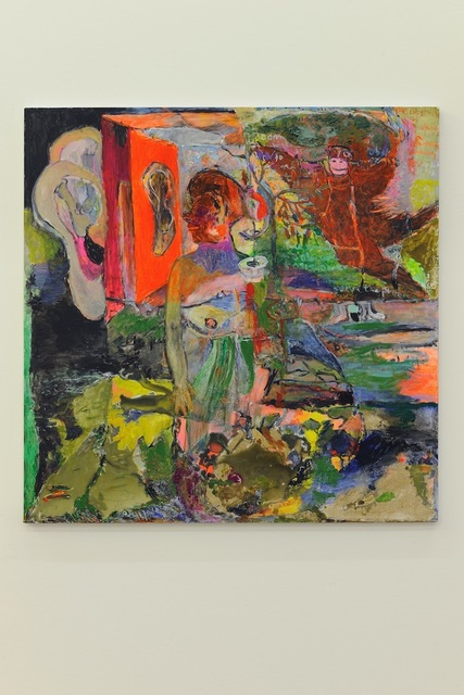 , 'The entrance of the exit,' 2014, Sfeir-Semler