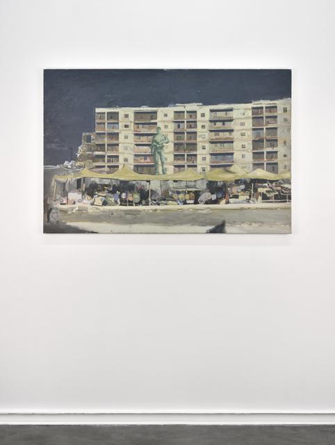, 'Monument,' 2005, Galerie Mitterrand