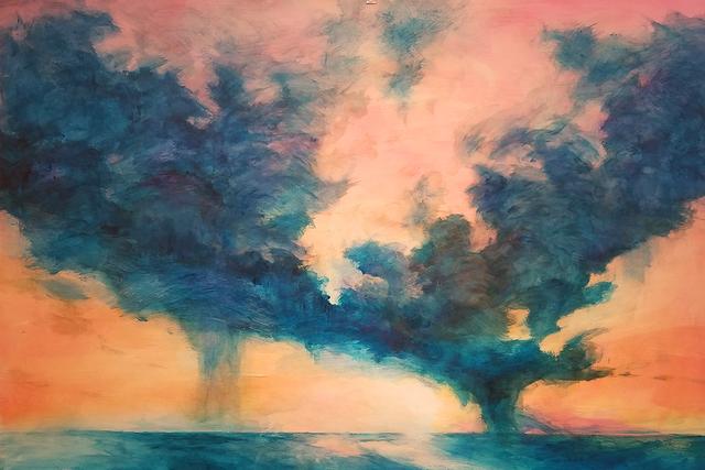 , 'Thermocline,' 2019, Gildea Gallery