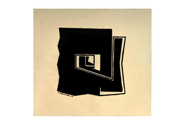 , 'Caracol,' 1979, Durban Segnini Gallery