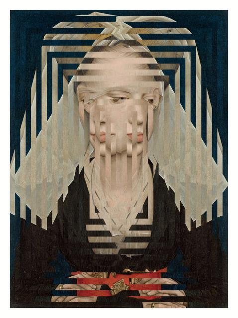 , 'Expanded Van der Weyden,' 2017, RoFa Projects