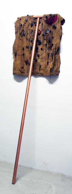 , 'Scène en cuivre,' 2012, Galerie Nathalie Obadia
