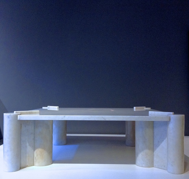 , 'Jumbo coffee table,' 1965, Galleria Rossella Colombari