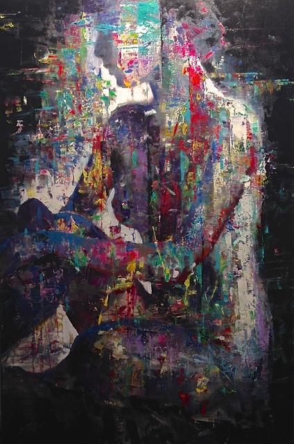 , 'Seated Nude,' 2016, Hazelton Fine Art Galleries