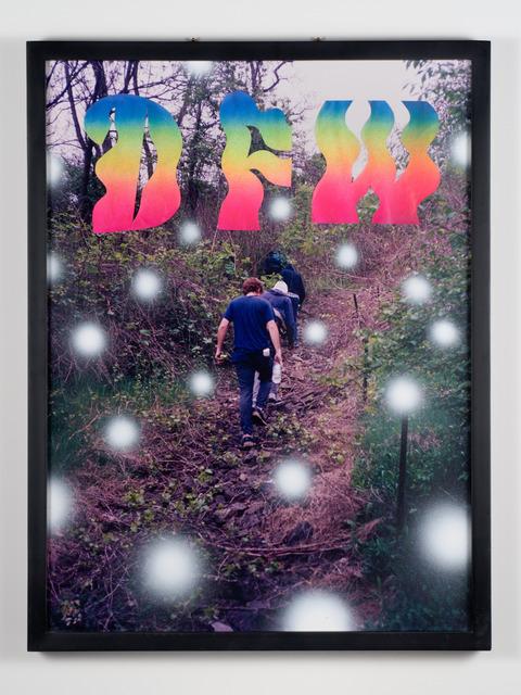 , 'DFW Birth,' 2012, Fleisher/Ollman
