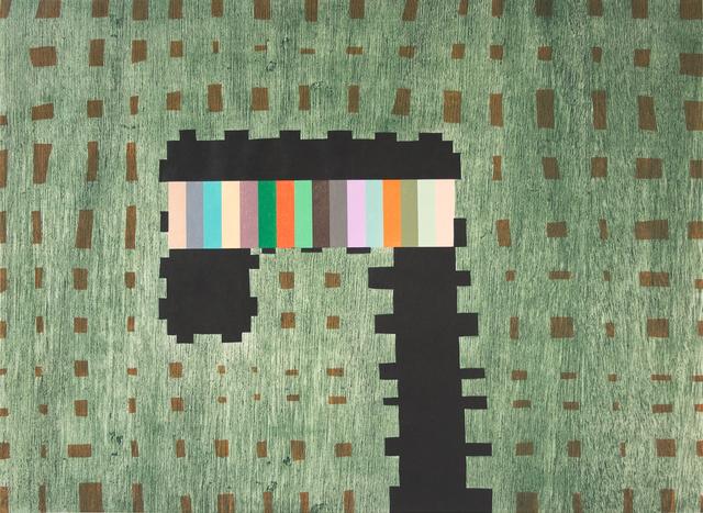 Thomas Nozkowski, 'Untitled #4', 2012, Betsy Senior Fine Art