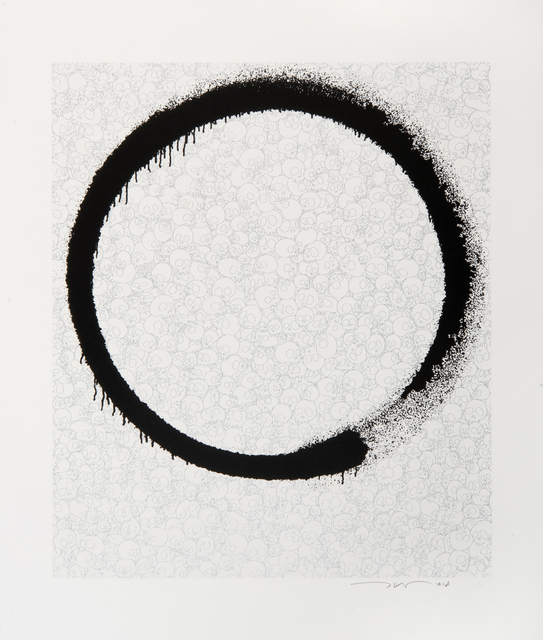 Takashi Murakami, 'Enso: A World Filled With Light', 2018, Tate Ward Auctions