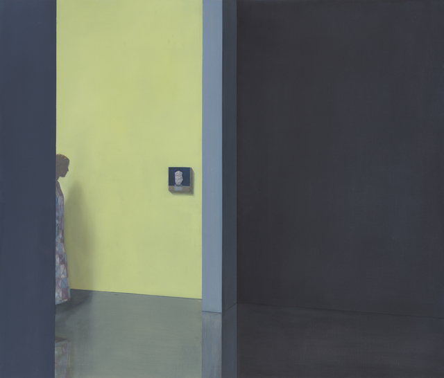 Tim Eitel, 'Interior with Crown (King)', 2017, Hakgojae Gallery