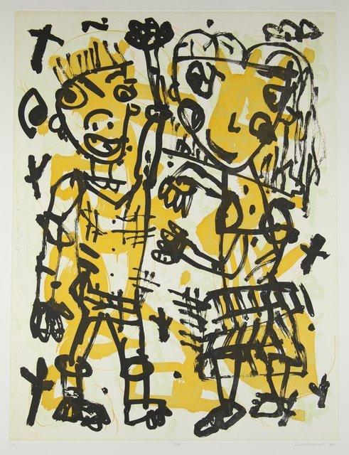 David Larwill, 'Yes', 2005, Angela Tandori Fine Art
