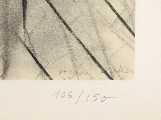 Henri Matisse, 'Maternite', 1967, RoGallery