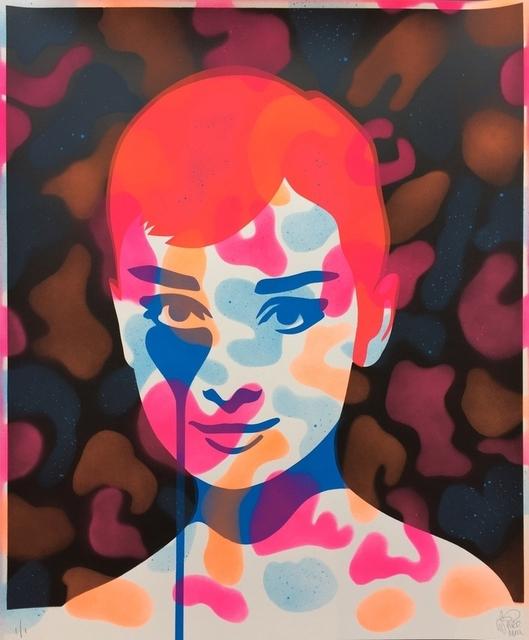 Pure Evil, 'Andrea Dotti's Nightmare - Tokyo Camo Audrey', 2015, Reem Gallery