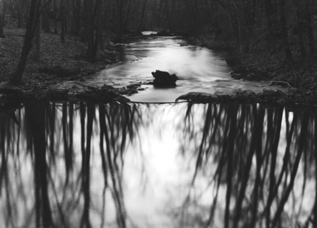 , 'Reflecting Stream, Redding, CT,' 1968, Obscura Gallery