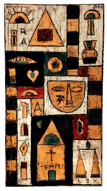 , 'Constructivo,' 1958, Galería de las Misiones