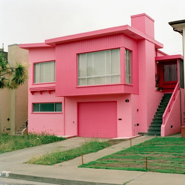 , 'Carmen Red, Daly City, California,' 1991, Robert Koch Gallery