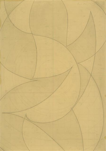 , 'Ohne Titel,' 2012/13, Galerie Bob van Orsouw