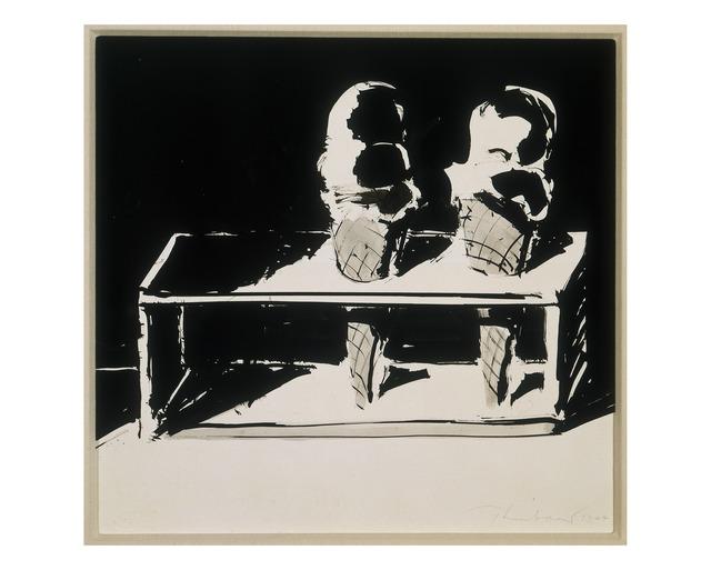 , 'Ice Cream Cones,' 1964, Tasende Gallery