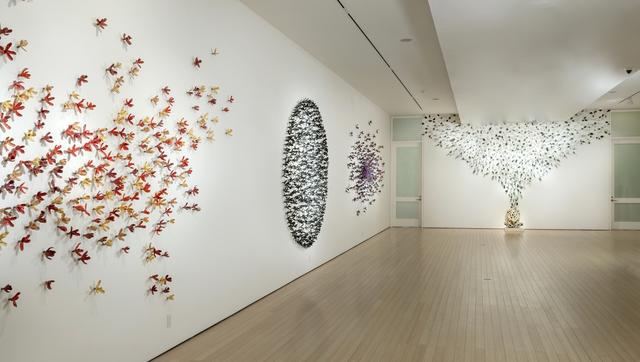 , 'Floral Wall I,' 2015, Callan Contemporary