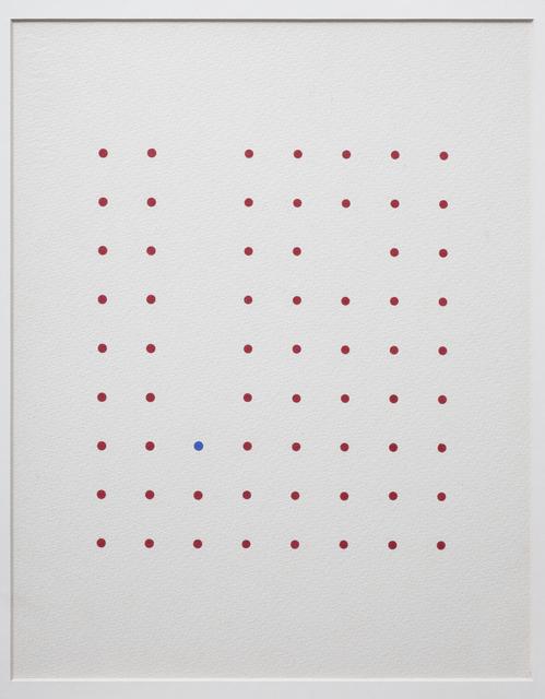 João José Costa Da Silva, 'Sin título (Blanca)', 1953, Museo de Arte Contemporáneo de Buenos Aires