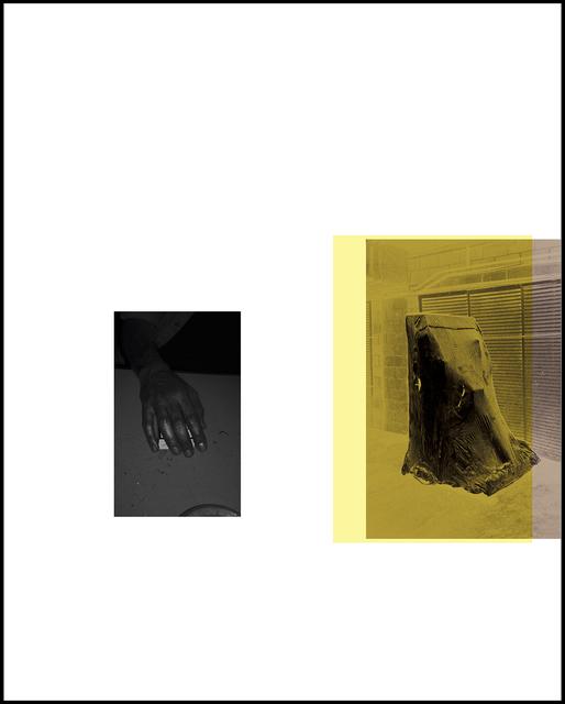 , '052 - Sans titre,' 2016, Galerie Les filles du calvaire