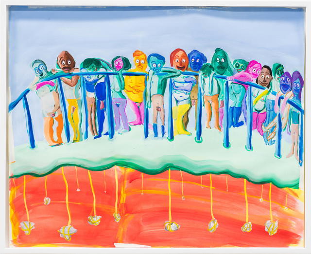 , 'The Safe House,' 2015, Rosamund Felsen Gallery