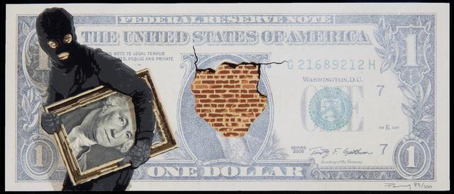 Penny, 'Dollar Heist', Julien's Auctions