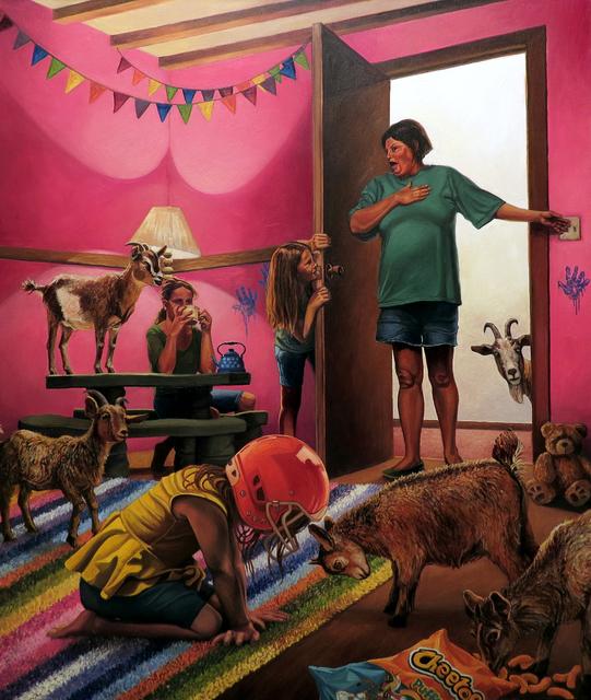 , 'Kids Go Bump in the Night,' 2018, Jonathan Ferrara Gallery