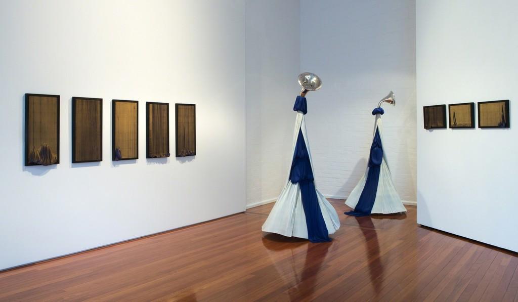Installation Shot, Mira Mira by Stevie Fieldsend, Artereal Gallery, 2016