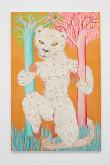 , 'Leoparda de Ojitos,' 1976, Lehmann Maupin