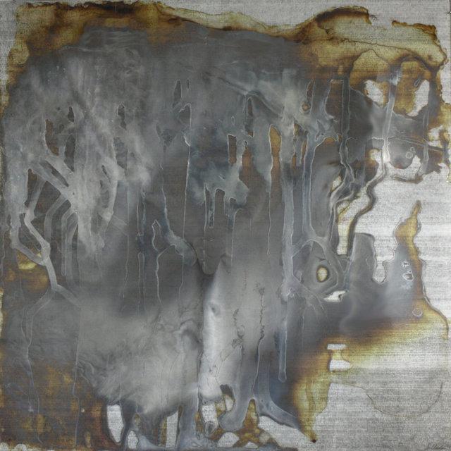 , 'Wash, study no. 1,' 2017, Seraphin Gallery