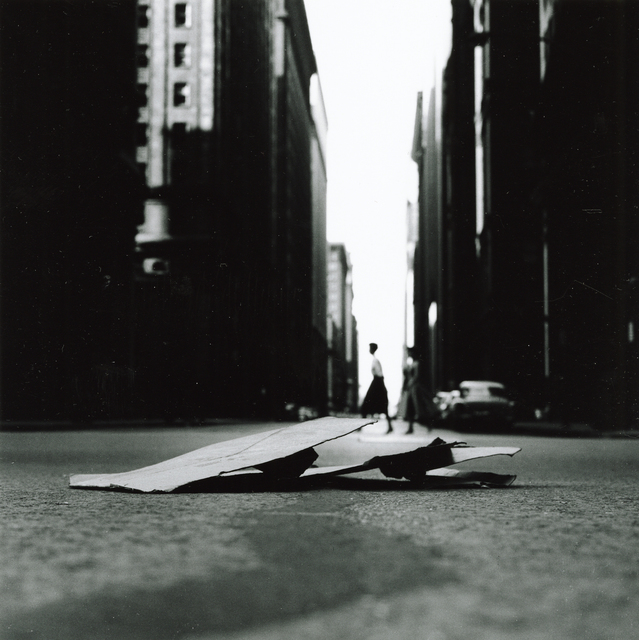 Ray K. Metzker, '58 EI-9, Chicago', 1958, Howard Greenberg Gallery