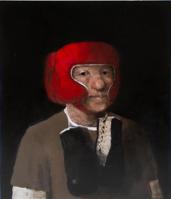 , 'Untitled (The Boxer),' 2017, Galerie Arcturus