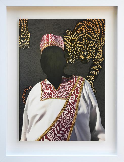, 'Carnival, Dancing Tyger,' 2016, Candida Stevens Gallery