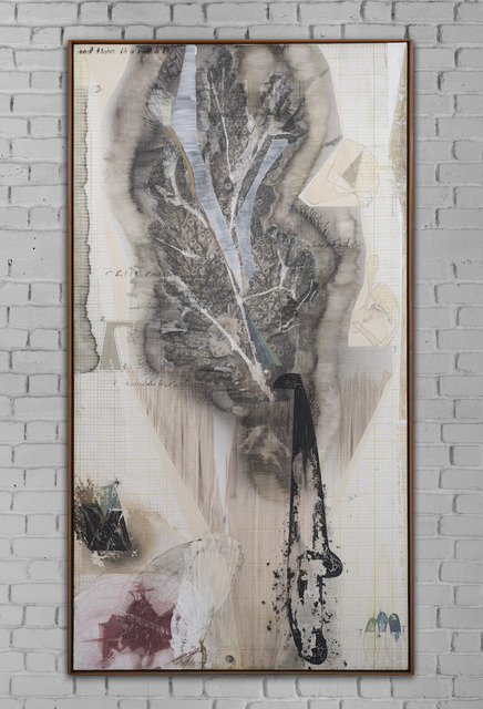 Jitish Kallat, 'Palindrome / Anagram Painting', Nature Morte