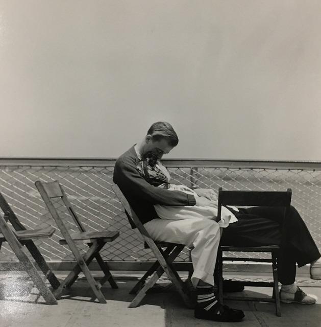 , 'Couple, Staten Island Ferry,' 1951, Atlas Gallery