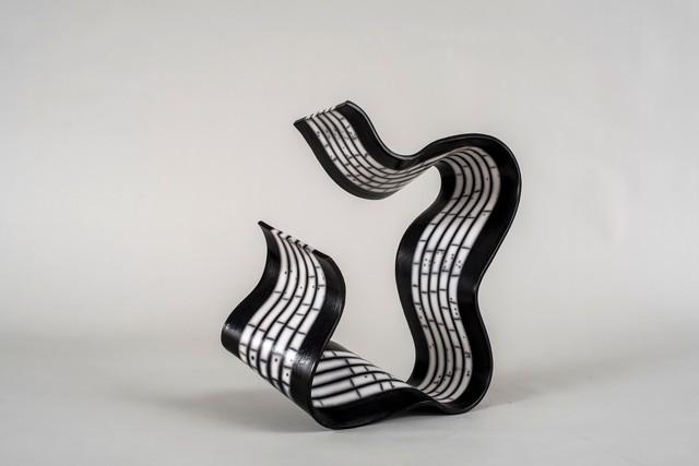 , 'Folding in Motion,' 2017, ESH Gallery