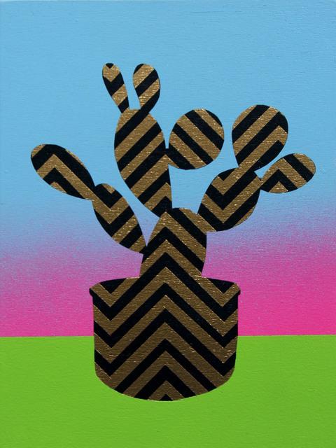 , 'Cactus 10,' 2017, Jealous Gallery