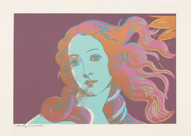 , 'Birth of Venus, FS II.317,' 1984, Gregg Shienbaum Fine Art