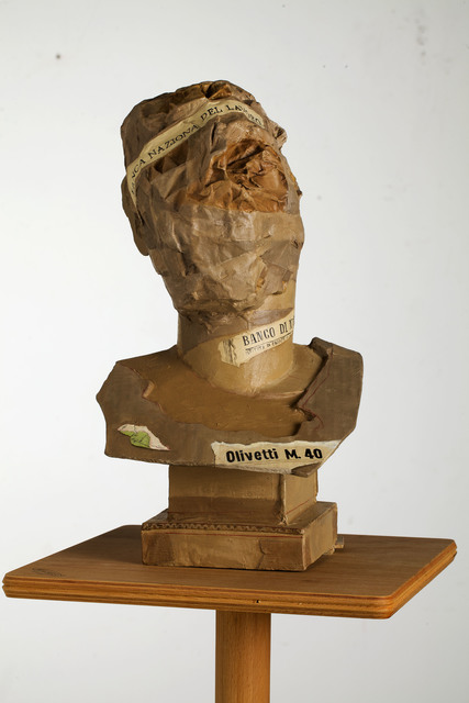 , 'Roman Head 2,' 2014, Goodman Gallery