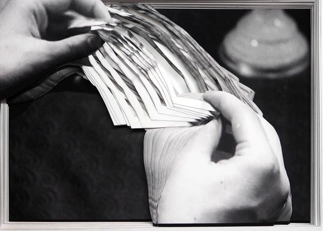 , 'Kristall (What is money VI /A),' 2015, Raum mit Licht