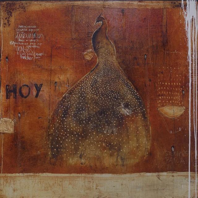 , 'Locura y demencia,' 2017, Lux Perpetua Art Centre