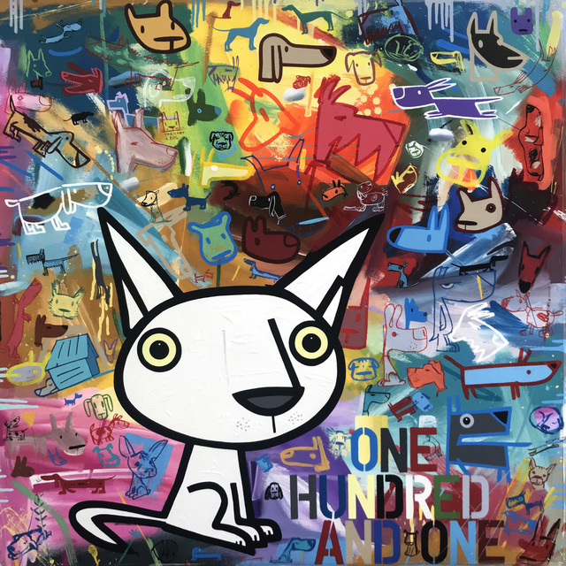 , 'Onehundred and one,' 2019, ARTsouthAFRICA