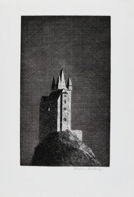 David Hockney, 'Haunted Castle ', 1969, Stubbs Fine Art