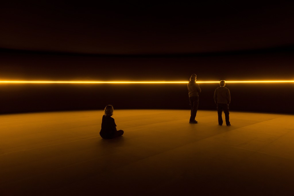 Olafur Eliasson, Contact (2014) at Fondation Louis Vuitton, Paris