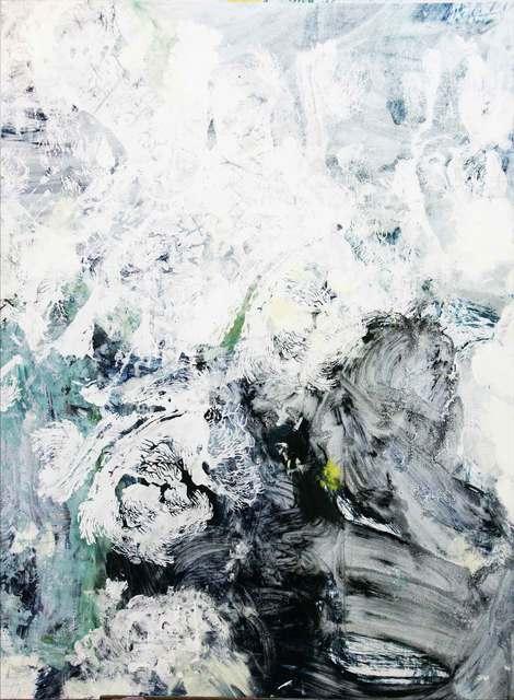 , 'Sensitive Water Mapping #76,' 2016, Gallery Elena Shchukina