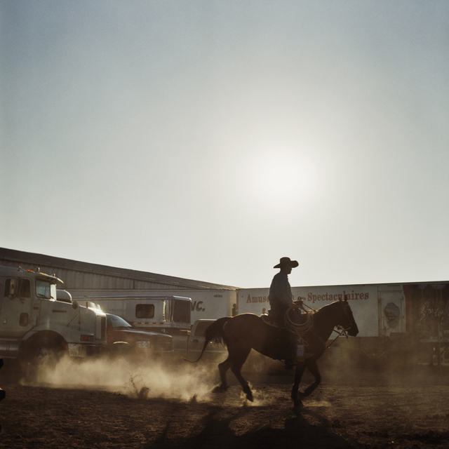 LM Chabot, 'Cowboy', ca. 2010, The Print Atelier