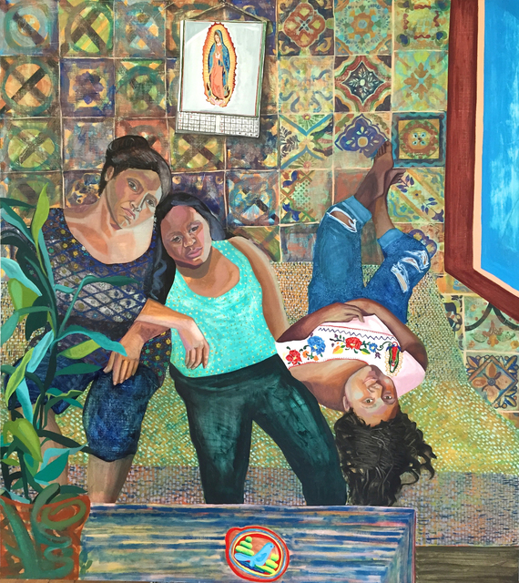 , 'Las Talaveritas ,' 2015, Mary Mary