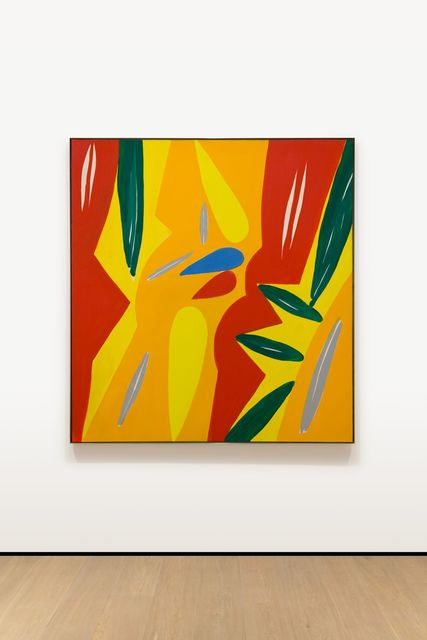 , 'Rot – Grün – Gelb,' 1968, Almine Rech Gallery